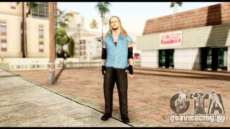 WWE UAB для GTA San Andreas второй скриншот