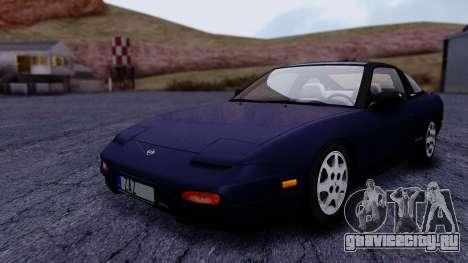 Nissan 240SX SE 1994 Stock для GTA San Andreas вид справа