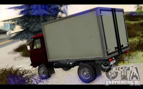 УАЗ 3303B для GTA San Andreas вид слева