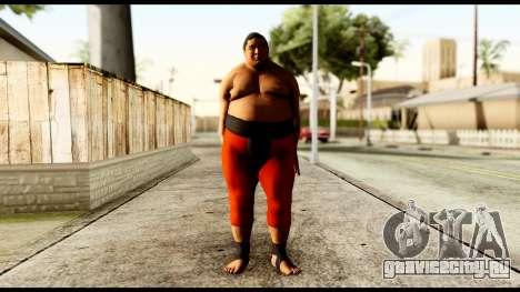 Yokozuna для GTA San Andreas второй скриншот