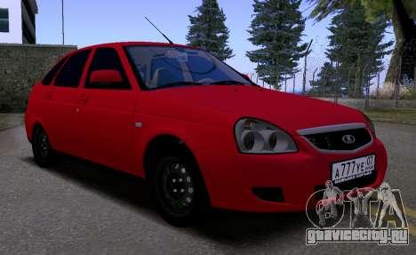 ВАЗ 2172 КВR для GTA San Andreas