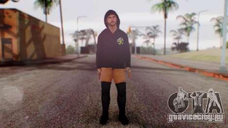 CM Punk 1 для GTA San Andreas второй скриншот