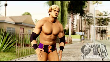 Zack Ryder 1 для GTA San Andreas