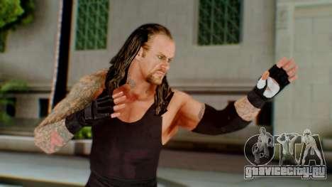 The Undertaker для GTA San Andreas
