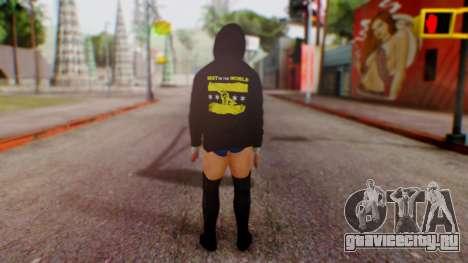 CM Punk 1 для GTA San Andreas третий скриншот