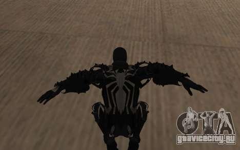 Агент Веном от Robinosuke для GTA San Andreas пятый скриншот