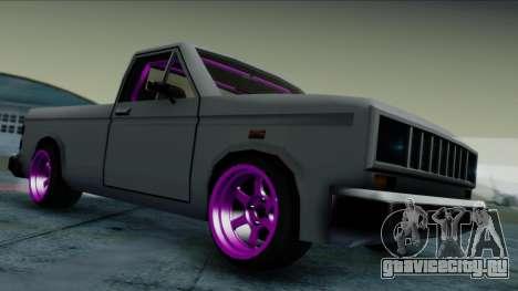 Bobcat Drift для GTA San Andreas