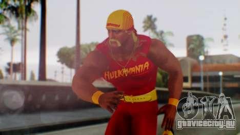 WWE Hulk Hogan для GTA San Andreas