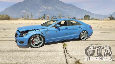 Mercedes-Benz CLS 6.3 AMG 1.1 для GTA 5