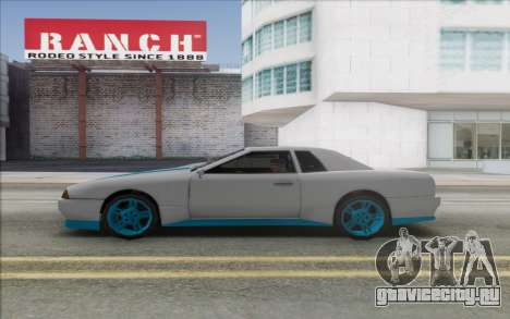 Elegy Drift King GT-1 [2.0] для GTA San Andreas вид справа