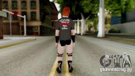 Sheamus 1 для GTA San Andreas третий скриншот