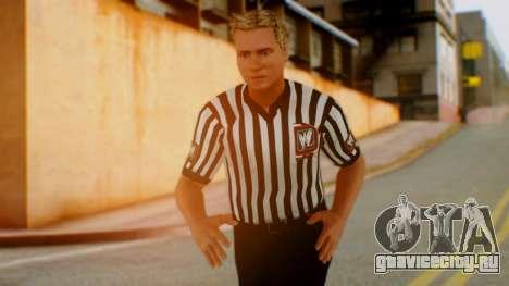 WWE Arbitro для GTA San Andreas