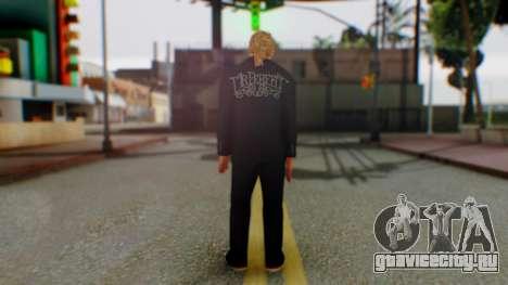 Mr Perfect для GTA San Andreas третий скриншот