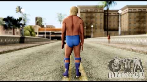 WWE Ric Flair для GTA San Andreas третий скриншот
