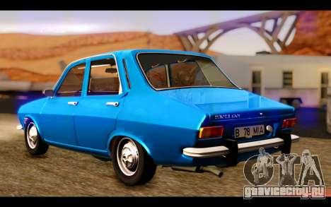Dacia 1300 1969 для GTA San Andreas вид слева