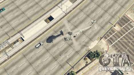 MH-60S Knighthawk для GTA 5 восьмой скриншот
