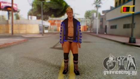 Chris Jericho 1 для GTA San Andreas второй скриншот