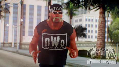 Holy Hulk Hogan для GTA San Andreas
