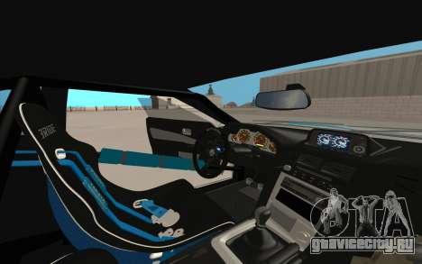 Elegy Drift King GT-1 [2.0] для GTA San Andreas вид сверху
