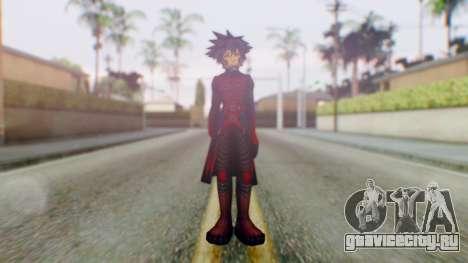 KHBBS - Vanitas для GTA San Andreas второй скриншот