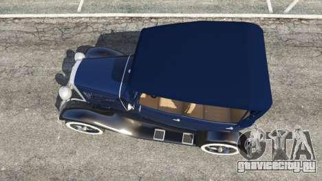 Ford Model T 1927 [Tin Lizzie] для GTA 5