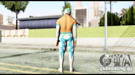 WWE Sin Cara для GTA San Andreas третий скриншот
