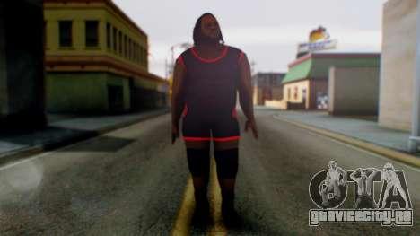 Mark He WWE для GTA San Andreas второй скриншот