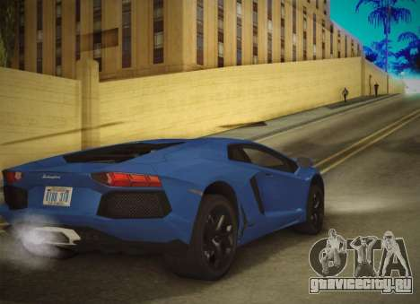 SA SuperPro ENB v1 для GTA San Andreas пятый скриншот