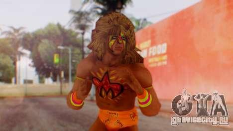 U Warrior для GTA San Andreas