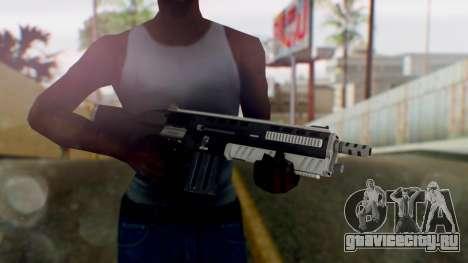 GTA 5 Assault Shotgun - Misterix 4 Weapons для GTA San Andreas третий скриншот