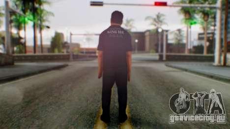 WWE Jerry Lawler для GTA San Andreas третий скриншот