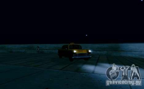 Realistic ENB v1.2.1 для GTA San Andreas третий скриншот