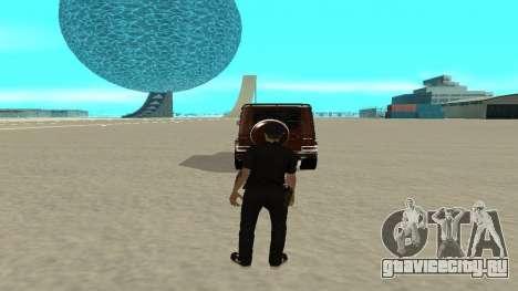 Быстрый выход из транспорта для GTA San Andreas второй скриншот