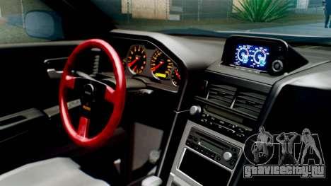 Nissan Skyline GT-R R34 RAID Spec для GTA San Andreas вид справа