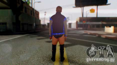 Chris Jericho 1 для GTA San Andreas третий скриншот