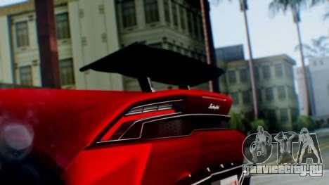 Akatsuki ORB-01 ENBSeries ReShade для GTA San Andreas десятый скриншот