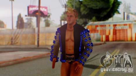Chris Jericho 1 для GTA San Andreas