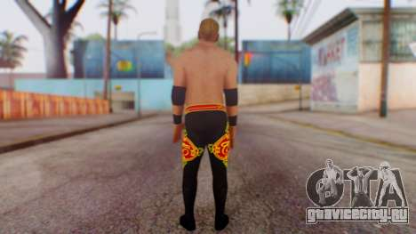 WWE Christian для GTA San Andreas третий скриншот