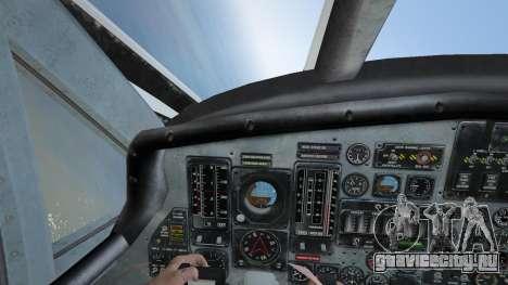 XB-70 Valkyrie для GTA 5 пятый скриншот