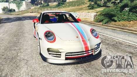Porsche 997 GT2 RS [race] для GTA 5