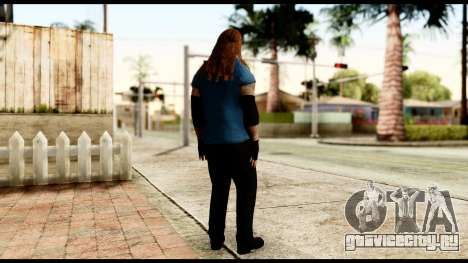 WWE UAB для GTA San Andreas третий скриншот