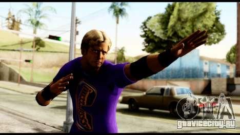 Zack Ryder 2 для GTA San Andreas