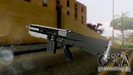 GTA 5 Assault Shotgun - Misterix 4 Weapons для GTA San Andreas второй скриншот