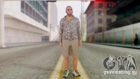 GTA 5 Michael для GTA San Andreas второй скриншот