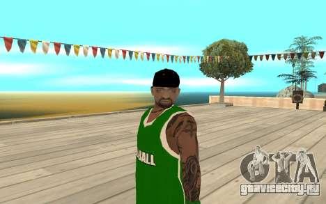 Fam3 Eli Ball для GTA San Andreas
