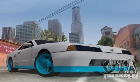 Elegy Drift King GT-1 [2.0] для GTA San Andreas