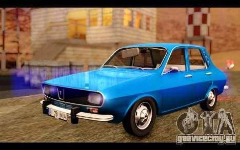 Dacia 1300 1969 для GTA San Andreas