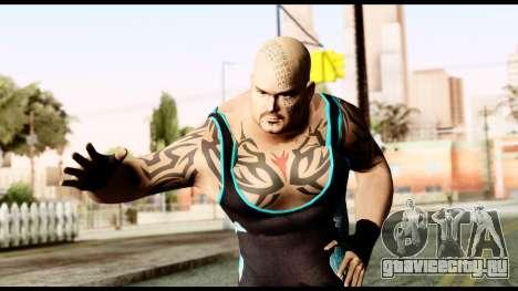 WWE Tensai для GTA San Andreas