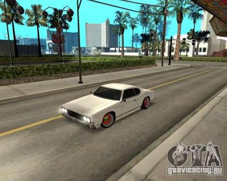 Sabre Boso для GTA San Andreas