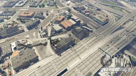 MH-60S Knighthawk для GTA 5 пятый скриншот